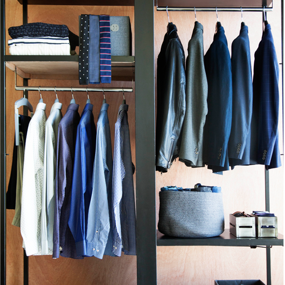 1f766db3 ... isn't it time you gave some thought to how you stow these important  'tools'? Here are our hassle-free storage tips to help you organize your  closet like ...